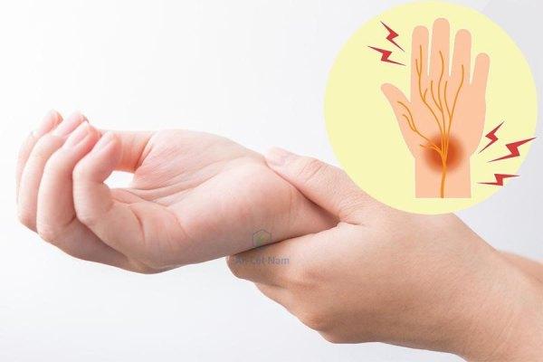 Đau nhức xương khớp tê bì chân tay và cách phòng ngừa